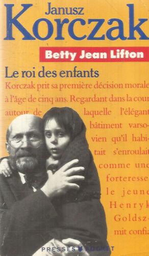 BETTY JEAN LIFTON  JANUSZ KORCZAK