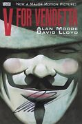 Alan Moore Signed
