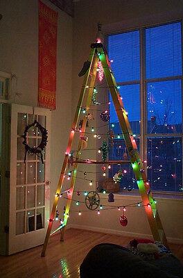Daringly different, a stepladder tree. Credit: nedesignbuild.com