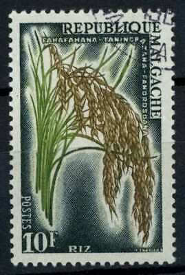 Malagasy Rep. 1960 SG#15, 10f Rice Cto Used #E83447