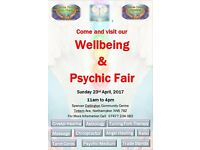 Wellbeing and Psychic Fair
