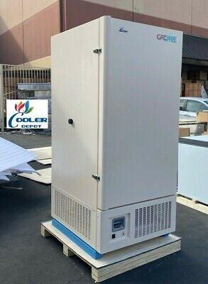 New -86c Medical Vaccine Deep Chest Freezer Lab Ultra Low Temperature 508l 220v