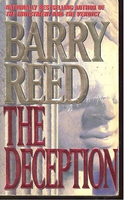 Deception : Courtroom Drama by Barry Reed (1998, Paperback)