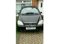 Mercedes Benz A class spares repair