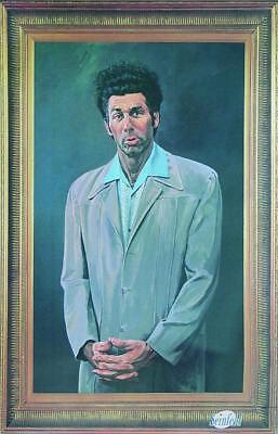 Seinfeld Poster Cosmo Kramer (Michael Richards) 61 x 91,5 cm Plakat Wanddeko