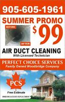 Perfect Choice Services - Air Duct, Furnance Cleaning, HVAC