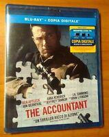 The Accountant,ben Affleck,jon Bernthal,kendrick,blu-ray Nuovo Sigillato,novita -  - ebay.it