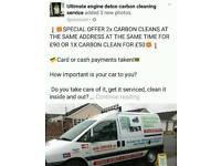 Carbon cleaning service