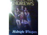 midnight whispers,virginia andrews,book