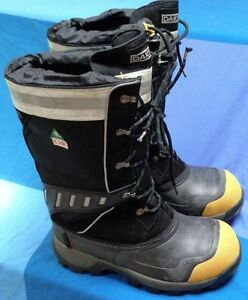 Dakota T Max insulated steel toe boots