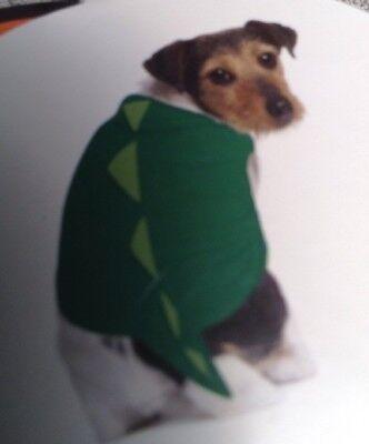 NEW Dog Small or Medium Dinosaur Dragon Hallloween Costume Vest Outfit (Dragon Costume Dog)
