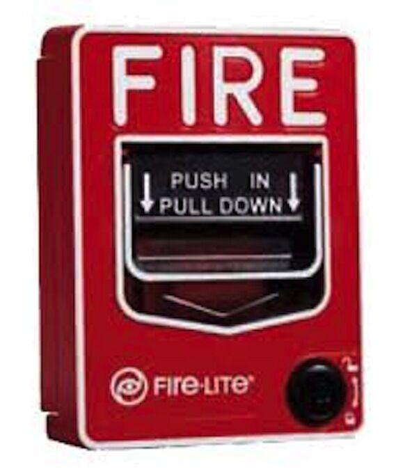 720p hd emergency fire alarm pull station