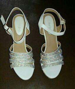 Festliche Sandaletten, Damenschuhe gebraucht kaufen | eBay
