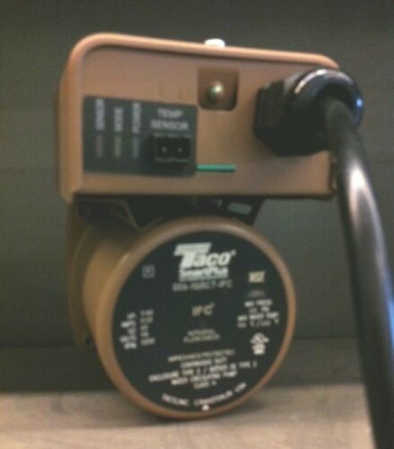 "TAC006-IQBC7-1IFC 1/2"" SWEAT LOW LEAD BRZ SMARTPLUS HOT WATER RECIRCULATION PUMP"