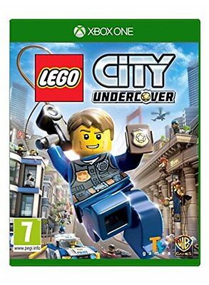 Lego City Undercover (Xbox One) BRAND NEW & SEALED l FREE POST l GENUINE STOCK