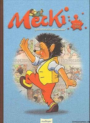 Mecki - Gesammelte Abenteuer Nr. 5 Jahrgang 1961 Hardcover-Album