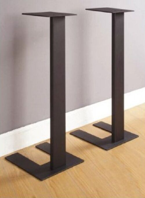 Planet 3 - 55251 - Speaker Stands ~ Black (Pair)