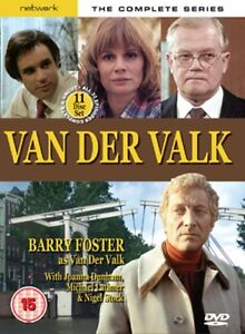 Van Der Valk: Complete Series (Box Set) [DVD]