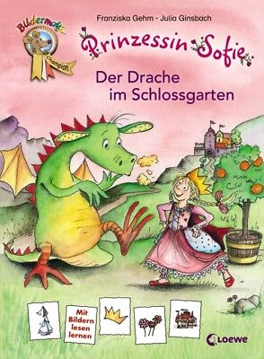 er Drache im Schlossgarten - Franziska Gehm ZUSTAND SEHR GUT (Drache Prinzessin)