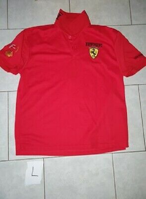 polo/T-shirt Ferrari T:L