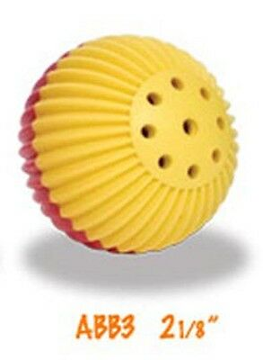 Animal Sounds Small Babble Ball Dog Toy> click to HEAR