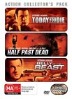 Steven Seagal DVD Movies