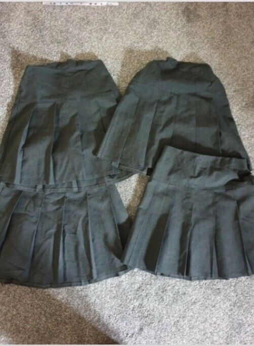 6199f45e4 Marks and spencer school skirts grey | in East Kilbride, Glasgow ...