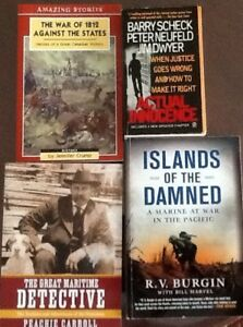 $5 each, 3/$10: ISLANDS OF THE DAMNED A Marine at War in the Pac