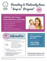 Parent and Baby Playgroup Tuesday Mornings in Ottawa!