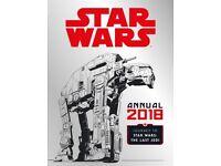 New 2018 Star Wars Annuals JOBLOT WHOLESALE £799