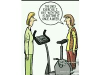 Wanted - Spin Bike
