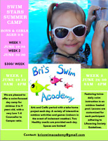 Backyard Summer Camp + Swimming Lessons Included, Aurora