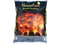 20kg HouseFuel BurnRite Smokeless Solid Fuel Coal