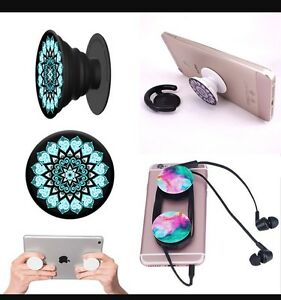 Pop sockets combo phone /iPads/tablets