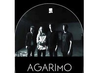 Music band (Agarimo) shooting video. Performers needed