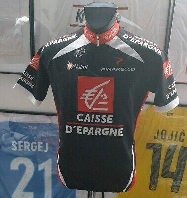 Maillot Caja de Ahorros Pinarello Ciclismo Ciclista Torre Francia Nalini 5
