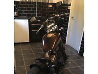 Sinnis Bobber motorcycle 125
