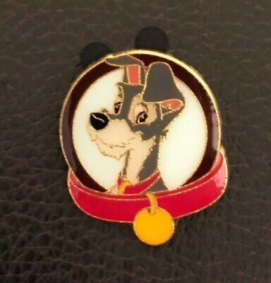 Disney Tramp Walt Disney Pet Collars - Pet Tags Magical Mystery Series Pin