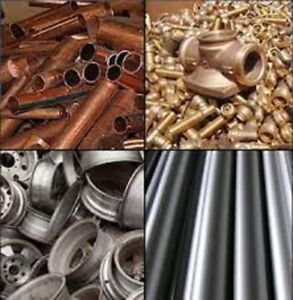 Pay $cash for scrap metals and electrical wastes