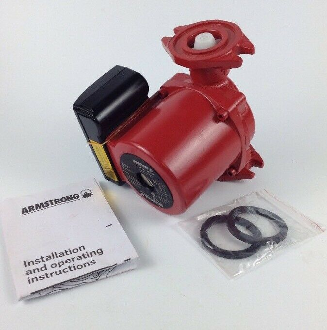 GPD15-6SFC 3-Speed Circulator Pump w//check valve 230V Maxflow 17gpm head 19ft