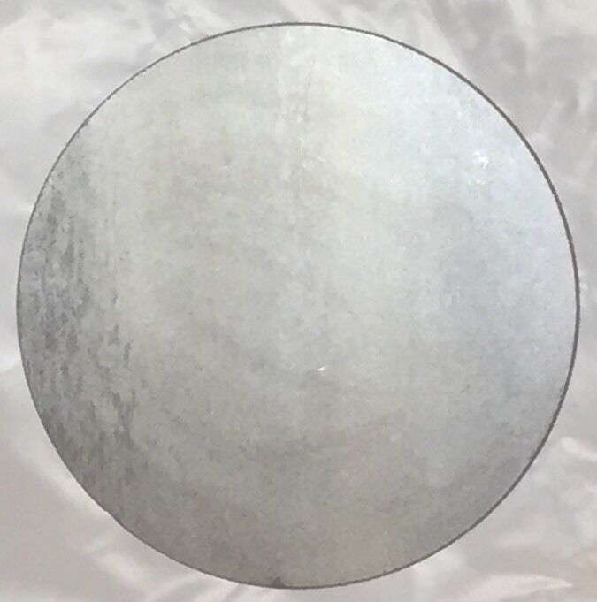 "1/4"" Steel Plate Round Circle Disc 10"" Diameter A36 Steel (.250"")"