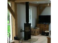 Surrey Fireplace & Stove installation