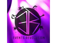 Magicians needed! Events Revolution