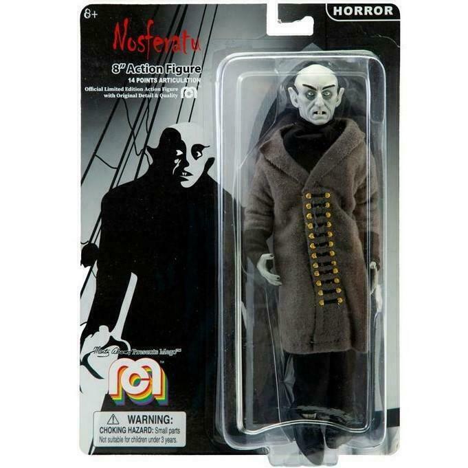 Mego 8 inch  Action Figure Nosferatu