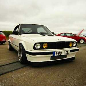 Bmw e30 ls swap supercharged