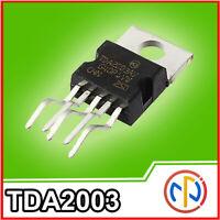 TDA7388 AMPLIFICATORE AUDIO INTEGRATO 4 CANALI 4X 45W FLEXIWATT25  PCE