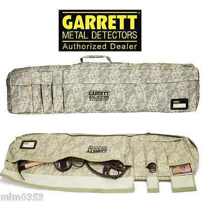 Garrett Soft Case Tactical Camouflage Padded Metal Detector Carry Bag 1616901