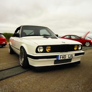 Bmw e30 325i LS swap supercharged