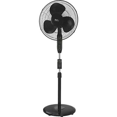 Best Comfort 16 Oscillating Pedestal Fan With Remote