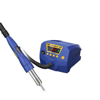 Hakko Fr-810b Hot Air Rework Station With N51-02 Nozzle Password Lock Management